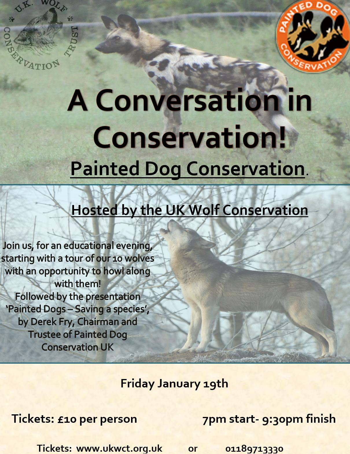A Conversation in Conservation